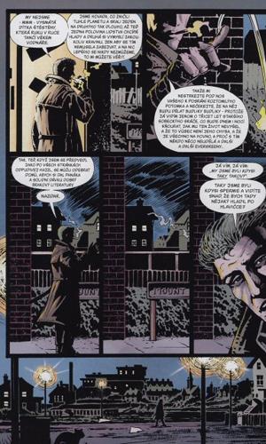 Hellblazer - Syn člověka