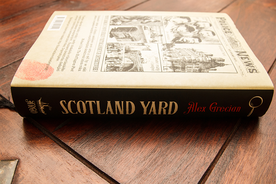 Alex Grecian - Scotland Yard