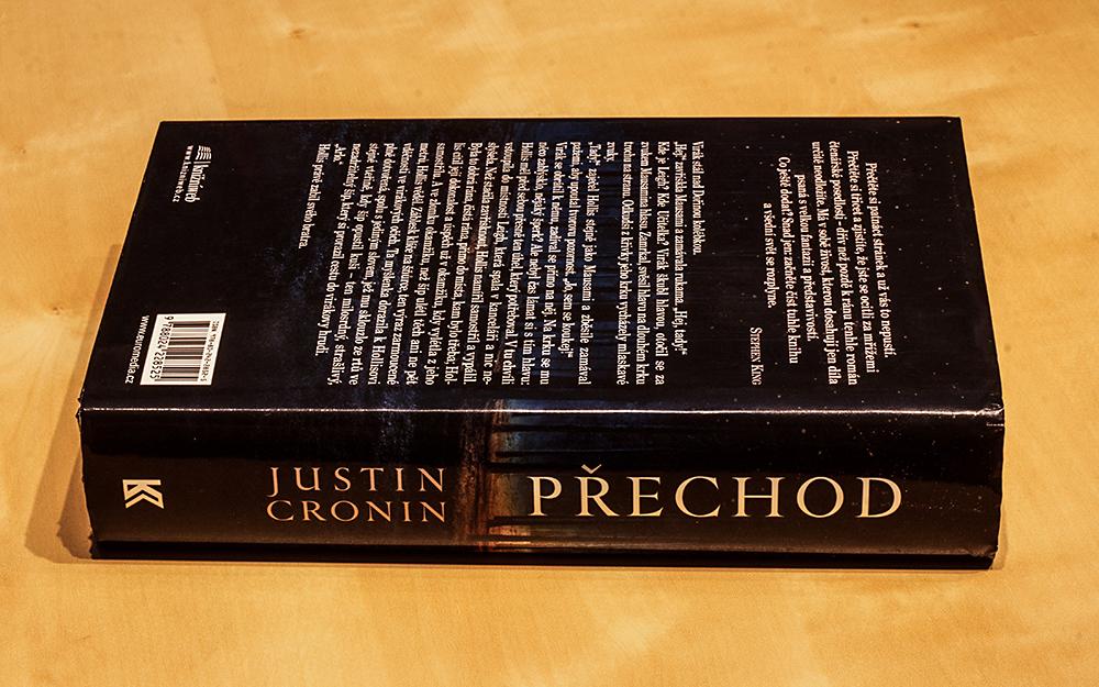 Justin Cronin - Přechod